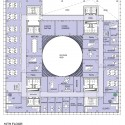 Tehran Stock Exchange Competition, 2nd Prize (12) 10th floor plan