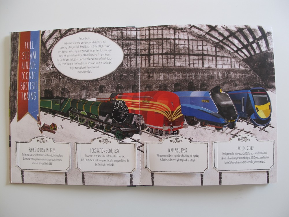 Discovering King's Cross: A pop-up book / Michael Palin, Jay Merrick and Dan Cruickshank