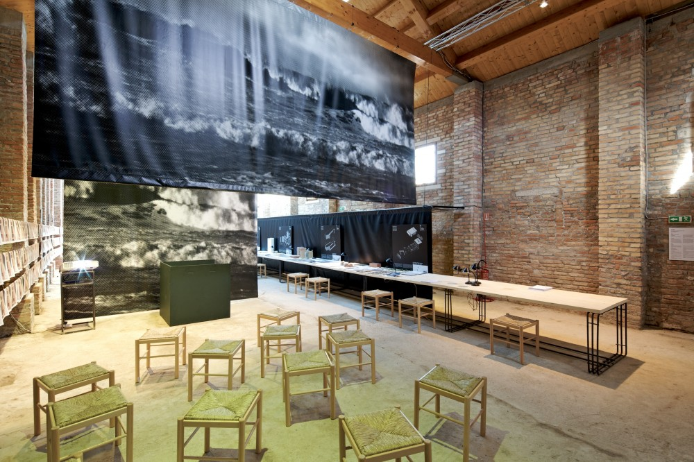 Venice Biennale 2012: Vogadors, Architectural Rowers / Catalan and Balearic Islands Pavilion