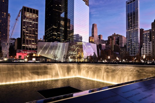 WTC Memorial &amp; Museum  Joe Woolhead