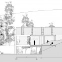 Veracruz Architects Association Headquarters (8) sections