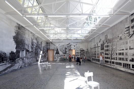 Venice Biennale 2012: Switzerland Pavilion (8) © Nico Saieh