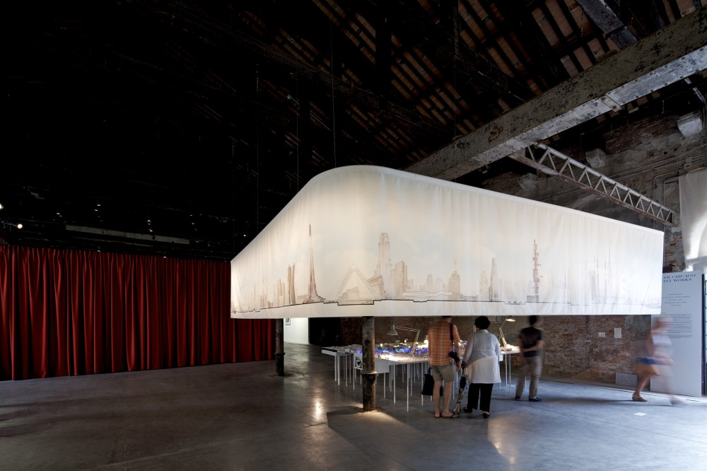 Venice Biennale 2012: Team Chicago City Works