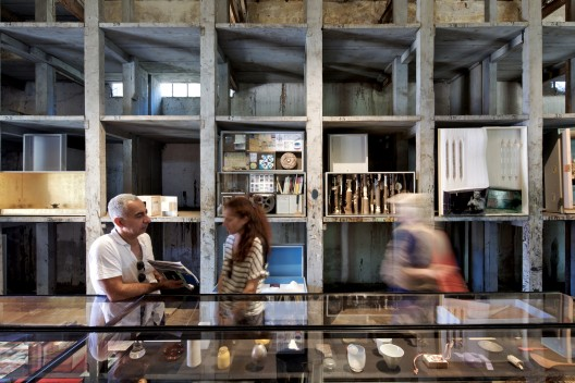 Venice Biennale 2012: Tod Williams Billie Tsien Architects (9) © Nico Saieh