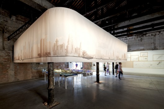 Venice Biennale 2012: Team Chicago City Works (4) © Nico Saieh