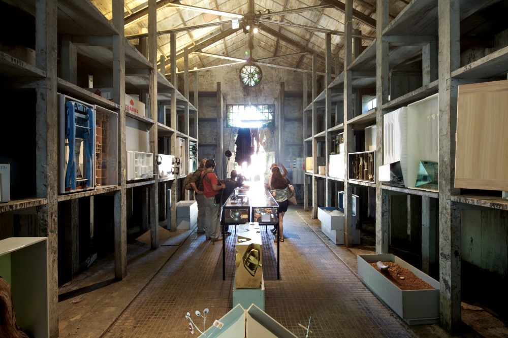 Venice Biennale 2012: Wunderkammer / Tod Williams Billie Tsien Architects