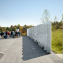 Flight 93 National Memorial / Paul Murdoch Architects (4) Flight 93 National Memorial / Paul Murdoch Architects  Eric Staudenmaier