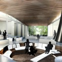 Studio Gang Breaks Ground on Arcus Center at Kalamazoo College (2) Interior © Studio Gang Architects