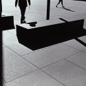 The Indicator: A Meditation on the Photographs of Ray K. Metzker © Ray K. Metzker. City Whispers: Los Angeles, negative 1981; print 2006. Gelatin silver print print. 26.8 x 41.4 cm.