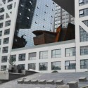 Steven Holl Architects Celebrates Pre-opening of the Sliced Porosity Block (2) Courtesy of Steven Holl Architects