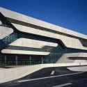 Pierres Vives / Zaha Hadid Architects (15) © Helene Binet