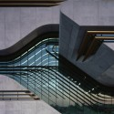 Pierres Vives / Zaha Hadid Architects (12) © Helene Binet