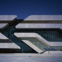 Pierres Vives / Zaha Hadid Architects (8) © Helene Binet