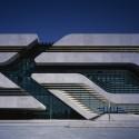 Pierres Vives / Zaha Hadid Architects (8) © Helene Binet