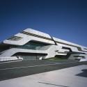 Pierres Vives / Zaha Hadid Architects (5) © Helene Binet