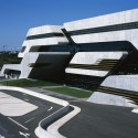 Pierres Vives / Zaha Hadid Architects (4) © Helene Binet