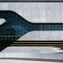 Pierres Vives / Zaha Hadid Architects (2) © Helene Binet