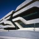 Pierres Vives / Zaha Hadid Architects (1) © Helene Binet
