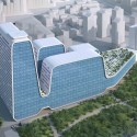 Jinzhou New Area Medical Center (2) Courtesy of Design Initiatives
