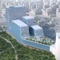 Jinzhou New Area Medical Center (1) Courtesy of Design Initiatives