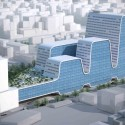 Jinzhou New Area Medical Center (5) Courtesy of Design Initiatives