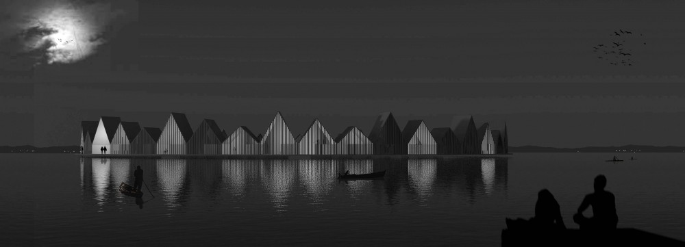 Inspiration Hotel Winning Proposal / Paul Dieterlen Architecture