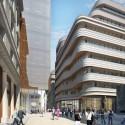 St. James's Market Development (1) Courtesy of Make Architects