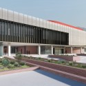 University of California Riverside Student Recreation Center Expansion (2) Courtesy of Cannon Design