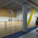 University of California Riverside Student Recreation Center Expansion (7) Courtesy of Cannon Design
