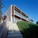 RIBA Manser Medal 2012 Shortlist  (9) Two Passive Solar Gain Houses / Simon Condor Associates © Paul Smoothy