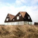 RIBA Manser Medal 2012 Shortlist  (1) Dune House / Jarmund Vigsnaes Architects & Mole Architects © Chris Wright