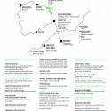 HelloWood 2012 Map HelloWood 2012 Map, Courtesy of HelloWood 2012