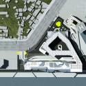 Keelung Harbor Building Service / Neil Denari Arquitectos M. (19) Plan del Sitio - Cortesía de Neil M. Denari Arquitectos
