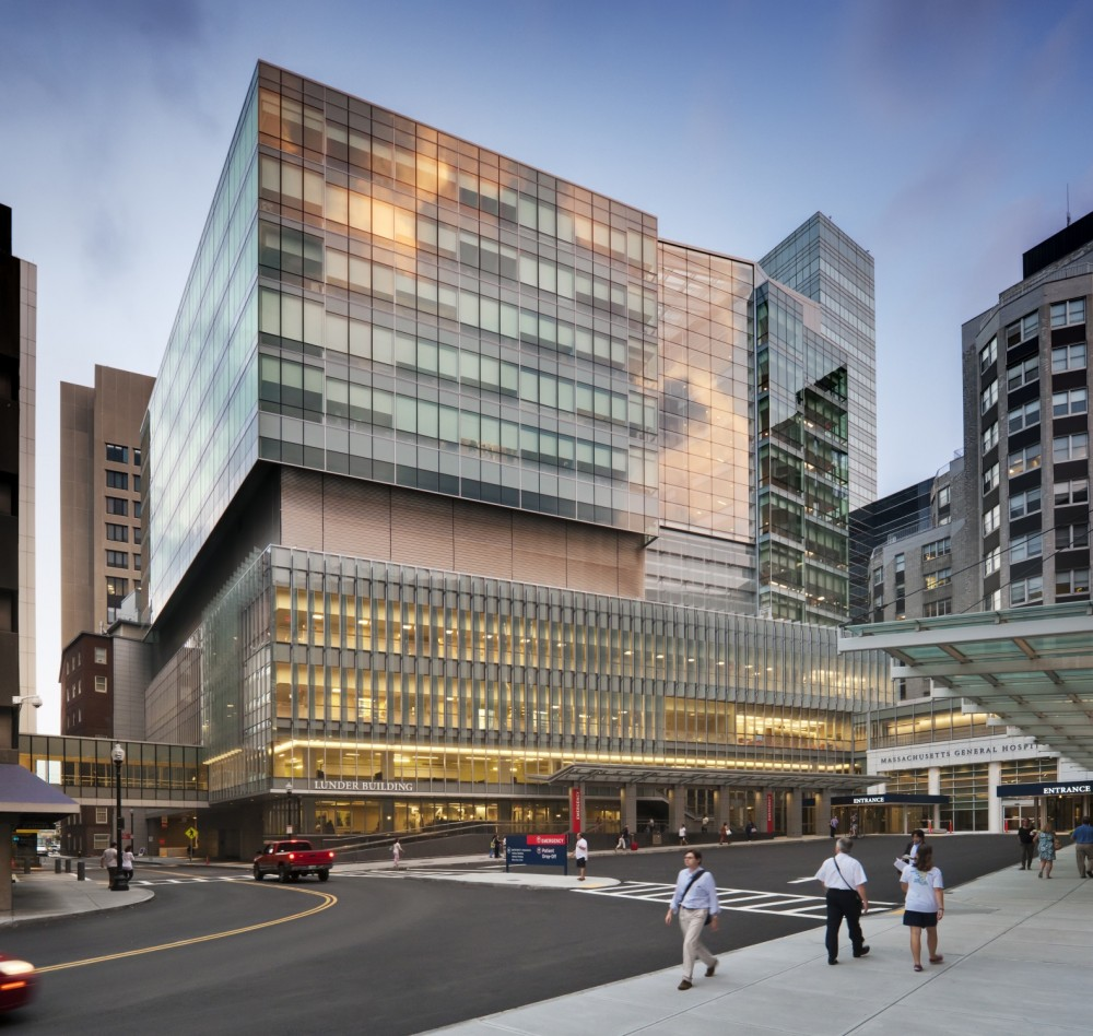 AIA Selects Four Projects for National Healthcare Design Awards