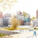 Patchwork City Masterplan (2) Courtesy of OOIIO Architecture