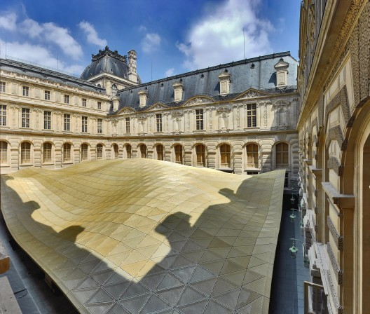 New department of islamic art opens tomorrow at the louvre 1 - Louvre architekt ...