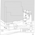 Atelier Gados / Rahbaran Hürzeler Architekten (29) Lower Level Plan, Studio Reception