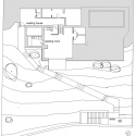 Atelier Gados / Rahbaran Hürzeler Architekten (27) Plan of existing house, before addition.