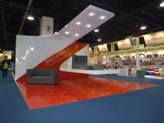EXPO Booth / Design Initiatives | ArchDaily