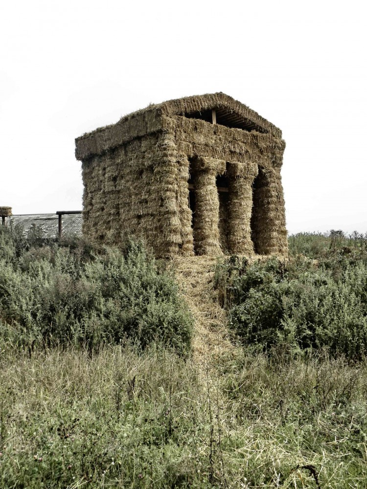 Temple in Antis / AG &#8220;LesoSplaw&#8221;