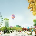 Almere with MVRDV selected for Floriade 2022! (3) © MVRDV