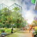 Almere with MVRDV selected for Floriade 2022! (1) © MVRDV