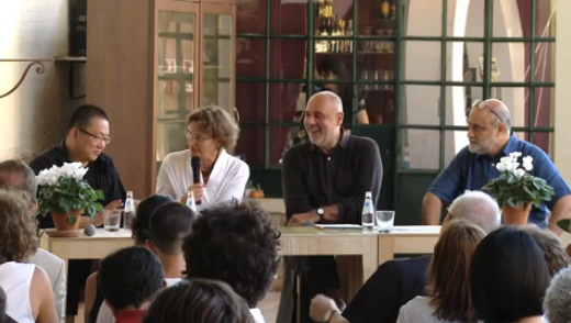 Venice Biennale 2012: GREENHOUSE TALK interviews leading architects (1) Screen Shot