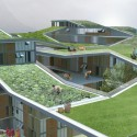 Hof - Granja Horizontal Internacional Competition Entry Ideas (1) Cortesía de ETT Arquitectura