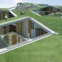 Hof - Granja Horizontal Internacional de Ideas Competition Entry (7) Cortesía de ETT Arquitectura