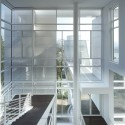 'Richard Meier. Building as Art' Exhibition (5) © Roland Halbe