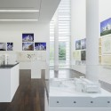 'Richard Meier. Building as Art' Exhibition (4) © David Ertl
