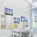 'Richard Meier. Building as Art' Exhibition (3) © David Ertl