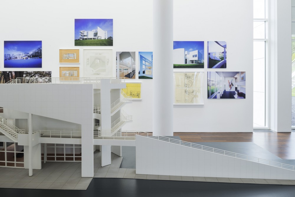&#8216;Richard Meier. Building as Art&#8217; Exhibition