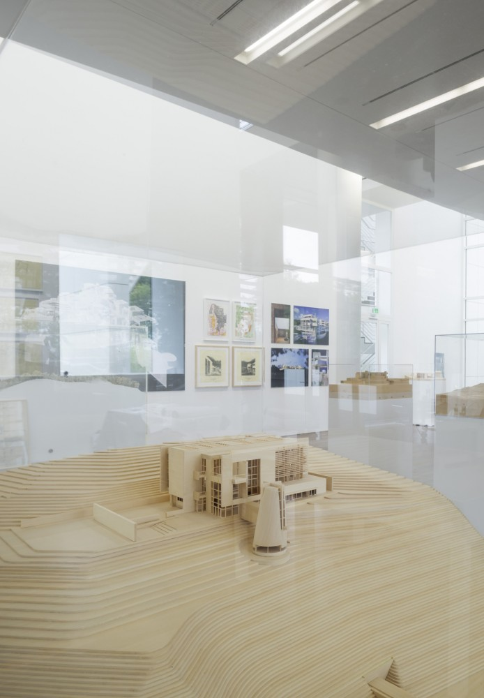 'Richard Meier. Building as Art' Exhibition